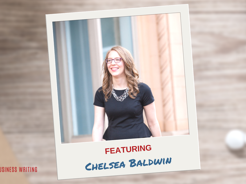 #115: How Chelsea Baldwin Booked Her First Five-Figure Month (Without Driving Herself Crazy)