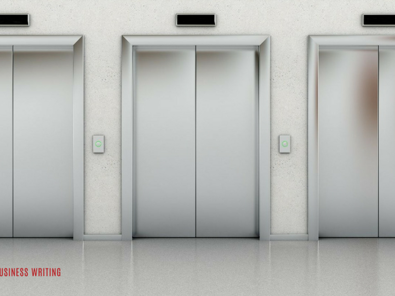 Do You STILL Need an Elevator Pitch?