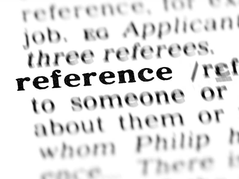How to Discourage Prospects From Asking for References