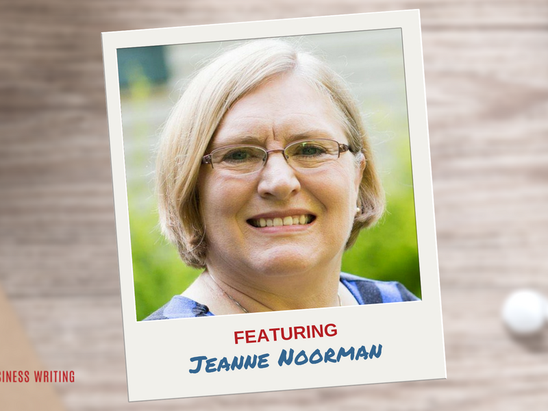 #128: How Jeanne Noorman Overcame 20+ Years Out of the Workforce to Launch a Successful Freelance Writing Business