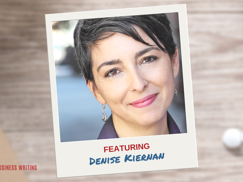 #135: NY Times Bestselling Author Denise Kiernan on Maintaining High Productivity, Establishing Writing Rituals and Making a Living as a Full-Time Author