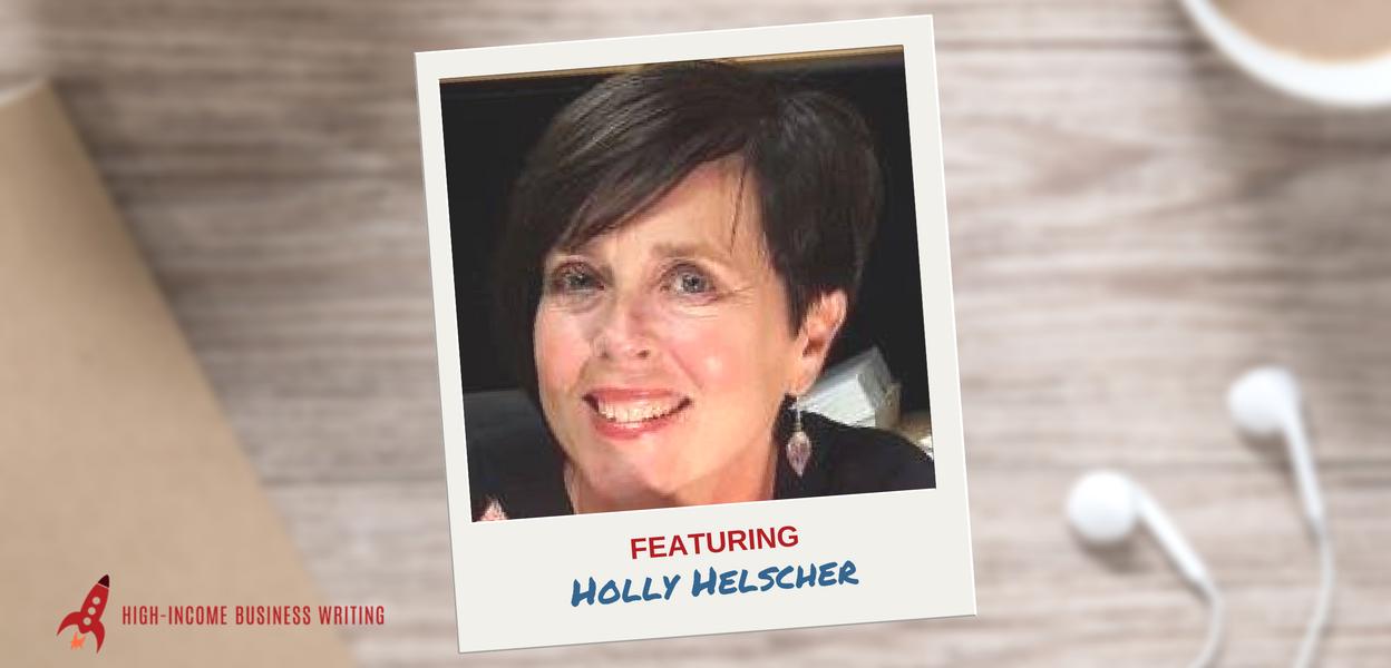 Holly Helscher on Niches [image]