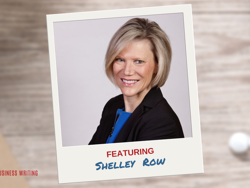 #153: Overcoming Analysis Paralysis and Over-Thinking with Shelley Row