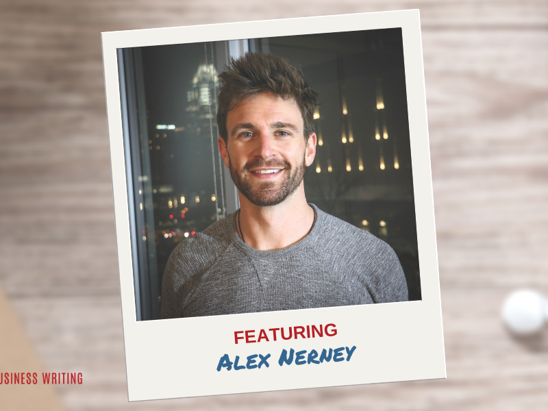 #182: Alex Nerney on Launching a Money-Making Blog as a Side Hustle