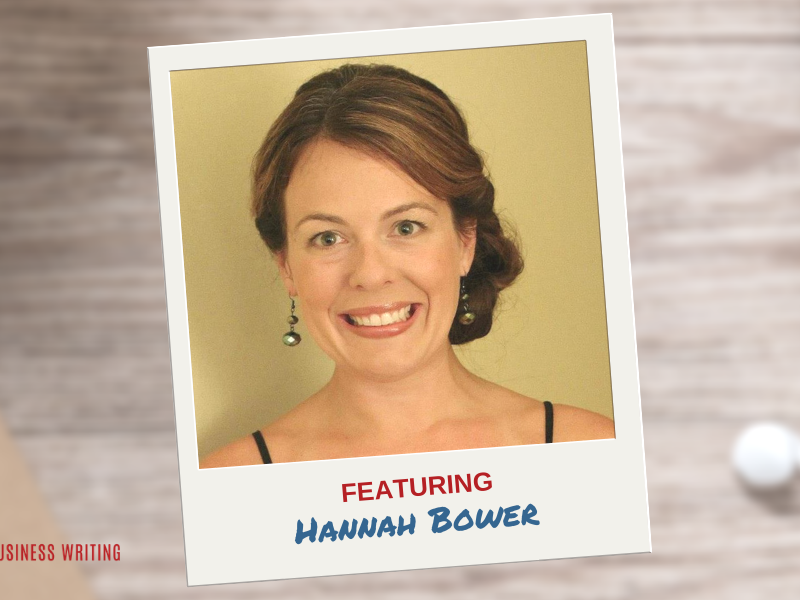 #184: Hannah Bower on Freelancing as a PR Professional — and Why She Eventually Moved to Content Marketing