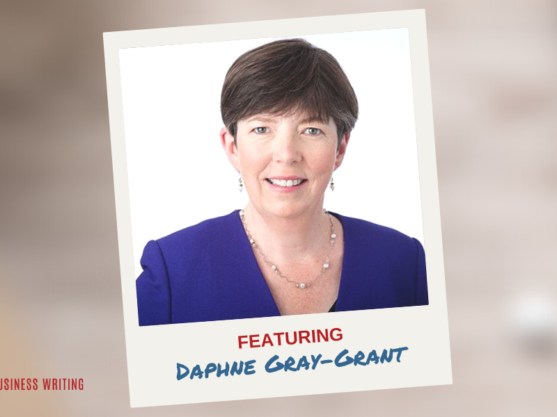#197: Daphne Gray-Grant on How to Obliterate Writer's Block and Get Your First Draft DONE