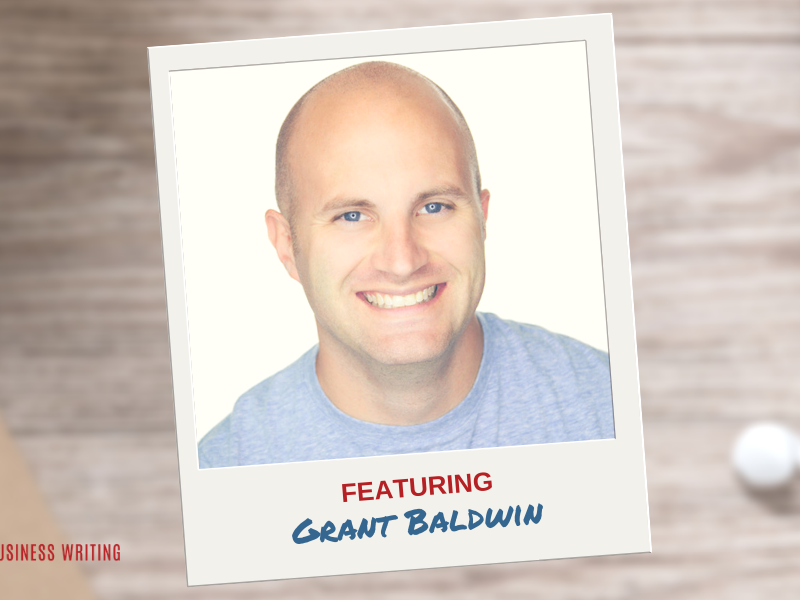 #207: Grant Baldwin on How to Use Public Speaking to Generate High-Quality Client Leads and Create a Lucrative Income Stream