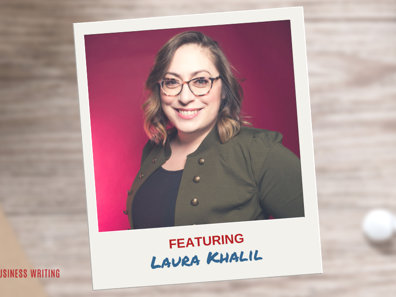#215: Laura Khalil on How Women Can Muster the Confidence to Go After Bigger and Better Clients